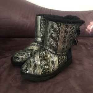UGG Australia Bailey Bow Limited Edition Boots